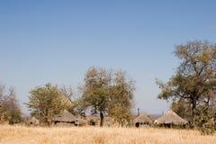 krajobraz afryki Obrazy Stock