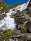 Krajobraz Alps Tarentaise Obraz Stock