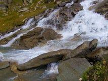 Krajobraz Alps Tarentaise Obrazy Stock