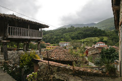 Krajobraz Asturias Obraz Royalty Free