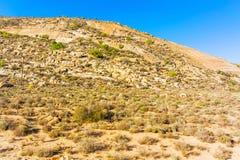 Krajobraz blisko Kliprand w Południowa Afryka Zdjęcie Royalty Free