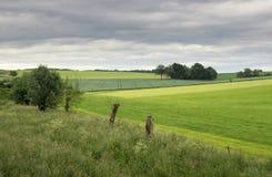 Krajobraz blisko Wijlre Zdjęcie Stock