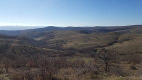 Krajobraz Bułgaria Obraz Royalty Free