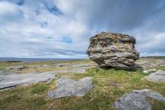 Krajobraz Burren Fotografia Royalty Free