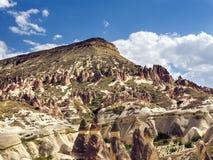 Krajobraz Cappadocia Zdjęcie Royalty Free