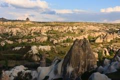Krajobraz Cappadocia obraz stock