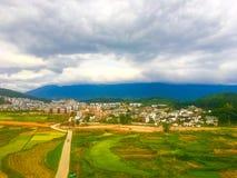 Krajobraz, Chenzhou, Hunan, Chiny Obrazy Stock