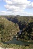 krajobraz douro Obrazy Stock