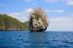Krajobraz El Nido Filipiny Obraz Royalty Free