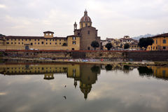 Krajobraz Florence, Italy Obraz Royalty Free