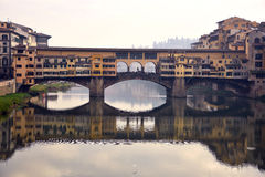 Krajobraz Florencja Obraz Royalty Free