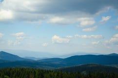 Krajobraz góra zdjęcia royalty free