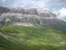 Krajobraz góra Obraz Royalty Free