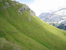 Krajobraz góra Obrazy Stock