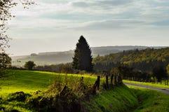 Krajobraz Gaume Fotografia Stock