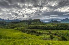 Krajobraz gigant gry Grodowa rezerwa Obraz Royalty Free