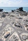 Krajobraz Guem-ri przy Olle śladem Obrazy Royalty Free