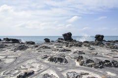 Krajobraz Guem-ri przy Olle śladem Fotografia Royalty Free