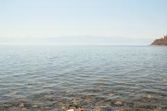 Krajobraz, jezioro obraz royalty free