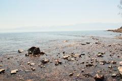 Krajobraz, jezioro obraz stock