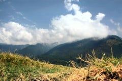 Krajobraz Kaukaz góry Zdjęcia Stock