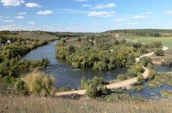 Krajobraz, Krasivaya Mecha Zdjęcie Stock