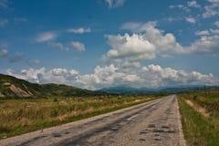 Krajobraz 'Lapus' prowincją Obraz Stock