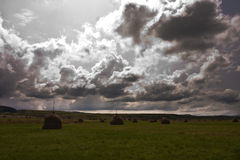Krajobraz 'Lapus' prowincją obrazy royalty free