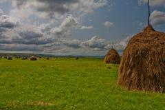 Krajobraz 'Lapus' prowincją Fotografia Royalty Free