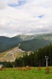 krajobraz, las Obrazy Stock