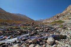 Krajobraz Leh Ladakh obrazy royalty free
