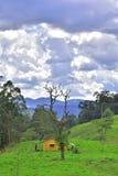 Krajobraz minas gerais Brazylia obrazy stock