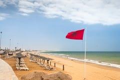 Krajobraz Morocco Obrazy Royalty Free