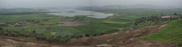 Krajobraz Morocco Fotografia Stock