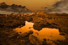 krajobraz obcych Fotografia Stock