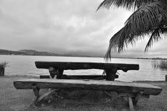 Krajobraz: Odpoczynkowa ławka Brazylia zdjęcia royalty free