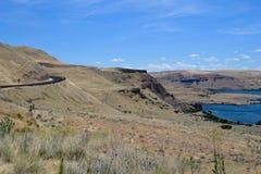 Krajobraz, Oregon Obraz Stock