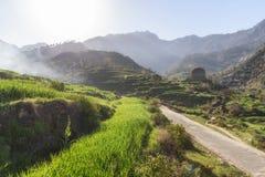 Krajobraz Pakistan Zdjęcia Stock