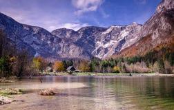 Krajobraz piękna natura Obraz Stock