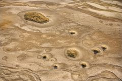 krajobraz pustynny Fotografia Royalty Free