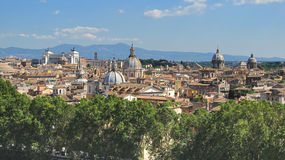 Krajobraz Rzym Zdjęcia Stock