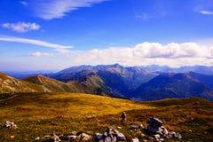 Krajobraz Tatrzańskie góry obraz royalty free