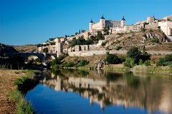 Krajobraz Toledo Zdjęcie Stock