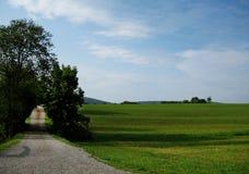 Krajobraz usa Obraz Stock