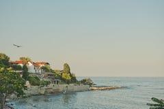 Krajobraz w Bułgaria Obrazy Royalty Free
