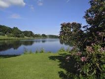 Krajobraz w grodowym Howard, England, zlany królestwo zdjęcie royalty free