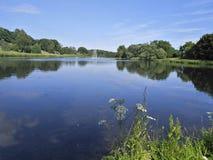 Krajobraz w grodowym Howard, England, zlany królestwo obrazy stock
