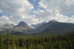 Krajobraz w Kanada Zdjęcia Stock