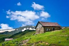 Krajobraz w Macedonia Zdjęcie Royalty Free