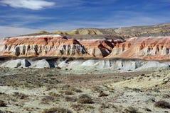 Krajobraz w patagonia Obrazy Royalty Free